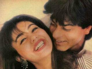 शाहरूख-गौरी ने पूरे किये 25 साल..अनदेखी तस्वीरों में क्यूट फिल्मी रोमांस