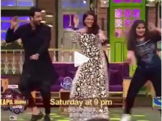 #ViralVideo: ऐश्वर्या - रणबीर का ये कजरारे डांस देखा?