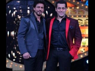 First LOOK: बिग बॉस 10 में सलमान खान से मिलने पहुंचे दोस्त 'रईस'..