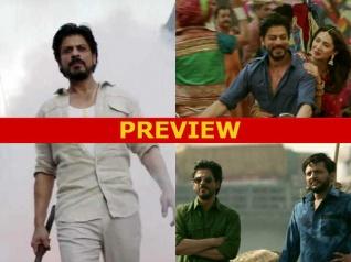 PREVIEW - क्यों शाहरुख की रईस है Must Watch ..देखने से पहले जान लें