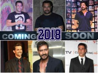 #HitList: 2018 में सलमान - अक्षय और अजय देवगन कमाल करेंगे!