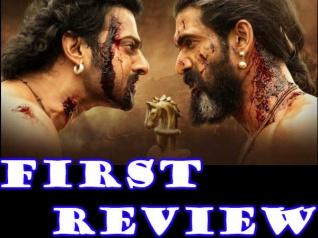 FirstReview: बाहुबली 2, एक ही फिल्म दो बार क्यों बनाना...वो भी धोखा देकर?
