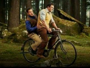 #JustIn: ट्यूबलाइट के टीज़र से पहले लीक हुई तस्वीर...दोनों खान हीरो एक साथ!