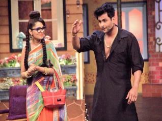 OMG..द कपिल शर्मा शो की.. कंगना और संजय दत्त की रियल शादी...
