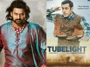 'बाहुबली 2' ने दिया.. सलमान खान की 'ट्यूबलाइट' को नया TARGET
