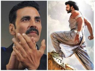 बाहुबली ने हिम्मत दे दी है...देखिए मेरी फिल्म क्या क्या करती है - अक्षय कुमार