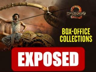 #Shock: झूठे हैं बाहुबली 2 के बॉक्स ऑफिस कलेक्शन....इन्होंने किया EXPOSE!