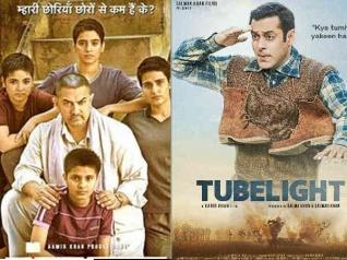 REVEALED.. 'दंगल' के कदम पर चलेंगे 'ट्यूबलाइट' सलमान खान.. ब्लॉकबस्टर!