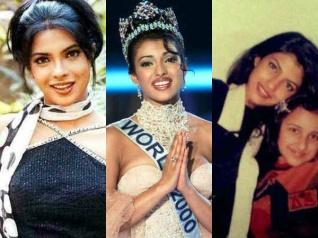 प्रियंका चोपड़ा आज अपनी ही तस्वीरों को देखकर हैरान रह जाएंगी..आप भी देखें !