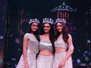 हरियाणा की मानुषि चिल्लर बनी फेमिना मिस इंडिया वर्ल्ड 2017 की विजेता