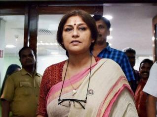 SHOCK...महाभारत की द्रौपदी  पर चाइल्ड  ट्रैफिकिंग का आरोप...CBI पूछताछ