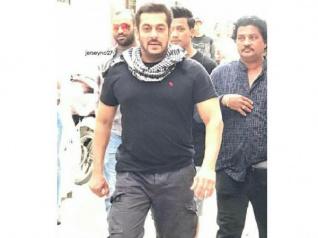 Latest.. धड़ाधड़ शूट हो रही है 'टाईगर जिंदा है'.. देंखे सलमान खान की धाकड़ Pics