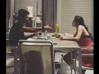 First LOOK.. सैफ की बेटी.. सारा अली खान की डेब्यू फिल्म.. 'केदारनाथ'.. देखें पहली झलक