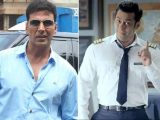 सलमान खान..अक्षय कुमार..2 ब्लाॅकबस्टर..BIG FIGHT..लेकिन..तगड़ी प्लानिंग..