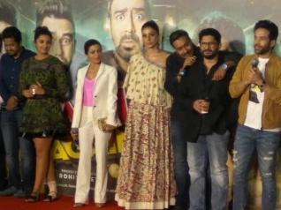 #TrailerLauch..एक बार फिर 'गोलमाल' मूड में नज़र आए अजय देवगन..खूब हंसाया