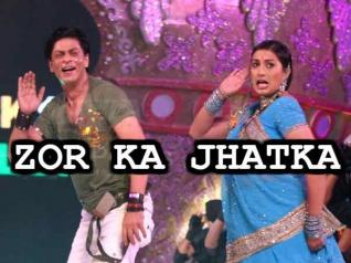 KARAARA: शाहरूख खान ने बताया कि इज़्जत से इज़्जत उतारते कैसे हैं