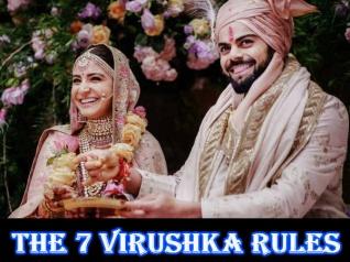 #Virushka ने सात फेरों के साथ, इन्हें मारी लात....किस किस को किया क्लीन बोल्ड