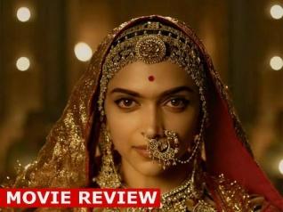 REVIEW: 'पद्मावत'.. वहशी खिलजी और राजपूतों के आन- बान- शान की गाथा