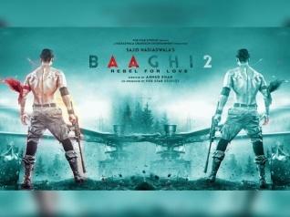 First LOOK: फिल्म बागी 2 से टाईगर श्राफ की पहली झलक- एकदम धमाकेदार!