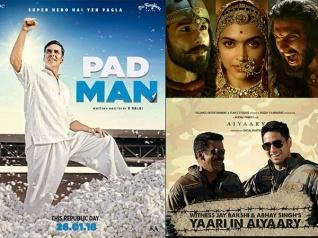 तगड़ा RUmor: पद्मावत से टाला था अक्षय कुमार ने क्लैश...वापस 25 तारीख को रिलीज़ होने पहुंची फिल्म!