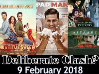 REACTION: महान अक्षय कुमार पद्मावत से डरे...दो छोटी फिल्मों से CLASH...उनकी कमाई खाएंगे