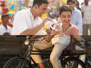 पैडमैन फिल्म में इस्तेमाल की गई साईकिल..नीलाम करेगे अक्षय कुमार..ये है कारण