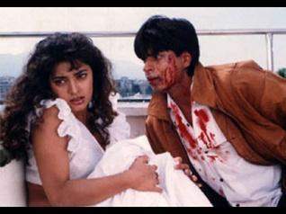 शाहरुख की ब्लॅाकबस्टर ''डर का रीमेक'', होगी इस टीवी सुपरस्टार की एंट्री Dhamaka !