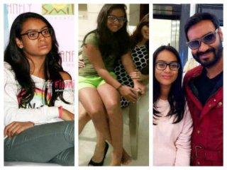 बाकी स्टार किड से अलग हैं अजय देवगन की बेटी..ये रहा PROOF