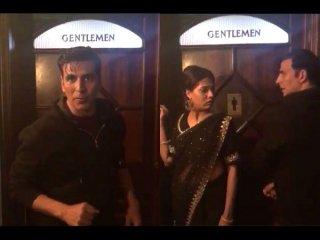 अक्षय कुमार ने कुछ इस तरह किया अ जेंटलमैन का प्रमोशन..लेकिन!