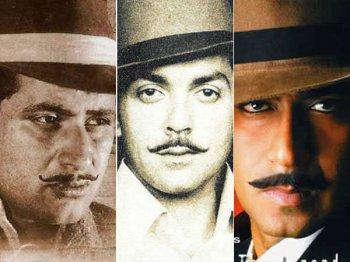 शम्मी कपूर से लेकर अजय देवगन तक लगे परफेक्ट..सबने दी भगत सिंह को सलामी!