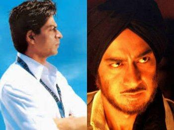 शाहरुख खान..अजय देवगन के साथ..बड़ा सेलिब्रेशन...करें बड़ा धमाका !