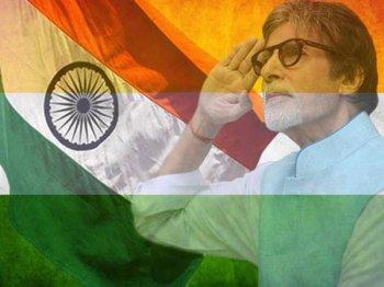 बॉलीवुड स्टार्स ने दी स्वतंत्रता दिवस की बधाई..कुछ इस तरह