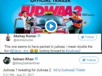 #Breaking: सलमान खान और अक्षय कुमार ने शुरू कर दिया इस फिल्म का प्रमोशन