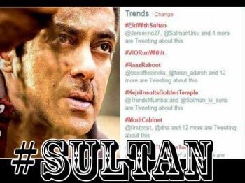 #JustIn: सलमान खान की सुलतान ने बनाया भारत का सबसे बड़ा रिकॉर्ड!