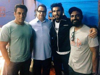 सलमान खान की 'रेस 3'.. एक सुपरस्टार की एंट्री.. धमाका हो गया!