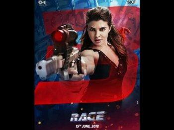 सलमान खान की 'रेस 3'.. दूसरा धमाका.. जैकलीन का दमदार First LOOK