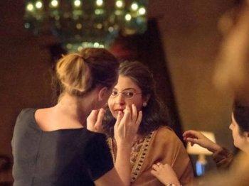 शाहरूख की फिल्म ज़ीरो से अनुष्का शर्मा का शानदार #FirstLook!