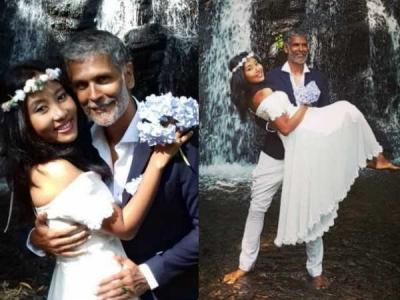 मिलिंद सोमन ने अंकिता से फिर रचाई शादी, जानिए दोबारा शादी करने की वजह