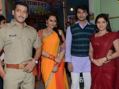 सलमान खान के साथ संध्या बींदणी  का ब्लाॅकबस्टर कमबैक,बड़ी dhamaka!