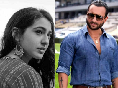 बाप-बेटी के किरदार में पहली बार साथ नजर आएंगे सैफ और सारा अली खान