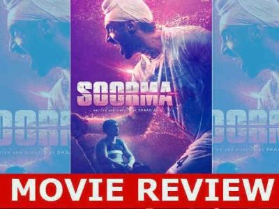 सूरमा REVIEW: दिलजीत दोसान्ज्ह एक सुपरस्टार हैं और ये फिल्म आपको बताएगी क्यों!