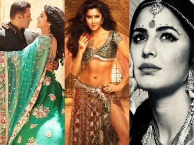 Khans के साथ 3 बड़ी फिल्में, बॉलीवुड की सबसे Lucky एक्ट्रेस, 10 तस्वीरें दीवाना बना देंगी
