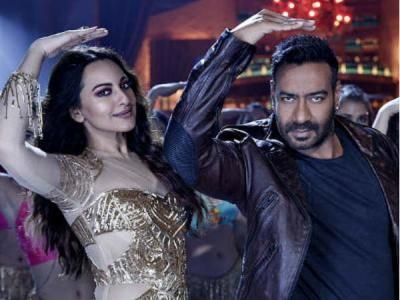 First LOOK: अजय देवगन की 'टोटल धमाल' में नया धमाका- सोनाक्षी सिन्हा की जबरदस्त एंट्री