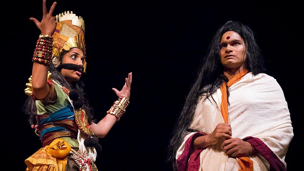 भारत रंग महोत्सव में दिखा जिन नाटकों का जलवा