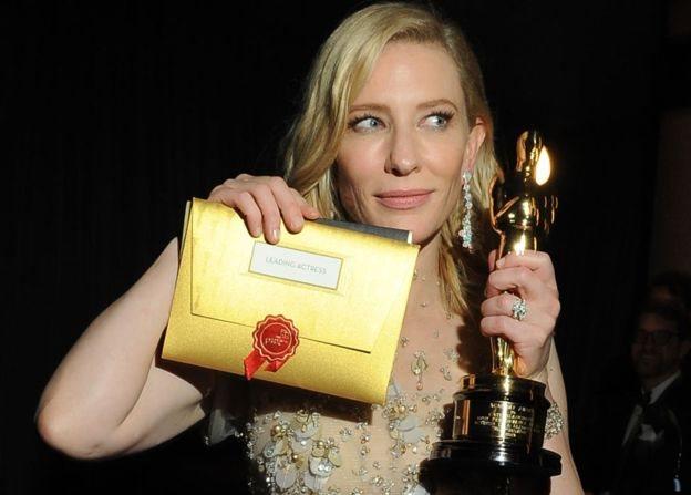 वो महिला जिसे पता है कौन है ऑस्कर विजेता