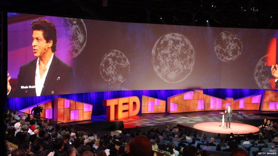 शाहरुख ख़ान का नया टीवी शो टेड टॉक्स इंडिया क्या है?