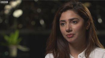 पाकिस्तान छोड़ने और 'रणवीर' कपूर पर बोलीं माहिरा ख़ान